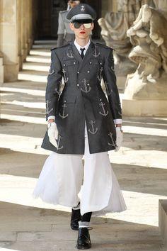 9e68fb745c1d Thom Browne Spring 2014 Menswear Fashion Show