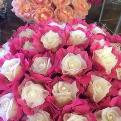 Louzieh Doces -  flores de coco