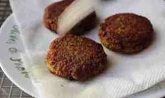 The #1 Delicious Falafel Recipe Step by Step Good Healthy Recipes, Easy Recipes, Healthy Snacks, Vegetarian Recipes, Easy Meals, Best Falafel Recipe, Recipe Steps, Vegan Gluten Free, Food Processor Recipes