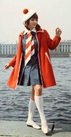 Fun Fashion by the Seaside,1960s