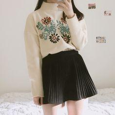 Imagen de asian, casual, and fashion
