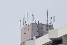 antennas on roofs - Google Search
