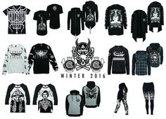 Suppose we had better reveal our Winter 2016 Collection available at www.crmc-clothing.co.uk 😁 Comment & share your favourites - let's see what our Corvid Fam is loving! 👊😈 #alt #altwear #altfashion #altstyle #alternative #alternativefashion #alternativestyle #winter2016 #fashionstatement #winter #fashionista #winter #winteriscoming #winterwear #blackmetal #blackwear #wearblack #iloveblack #blackisthenewblack #styles #style #alternativeguy #alternativeboy #alternativegirl #alternativeteen