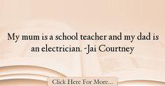 Jai Courtney Quotes About Teacher - 66888