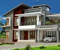 Outside House Design modern beautiful home modern beautiful home design indian house