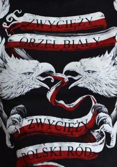 Motyw patriotyczny na koszulce 'Orzeł Biały' HD ---> Streetwear shop: odzież uliczna, kibicowska i patriotyczna / Przepnij Pina!