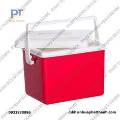 Hiện nay nhiều người không còn xa lạ với những chiếc thùng đựng đồ giữ nhiệt. Đây là loại thùng được thiết kế với nhiều kiểu dáng khác nhau và được làm từ chất liệu nhựa cực tốt. Tác dụng chính dùng để giữ nhiệt lâu. #nhuaphatthanh #thungdungdogiunhiet
