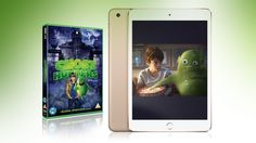 Enter for your chance to win a fantastic iPad Mini 3 and Ghosthunters DVD