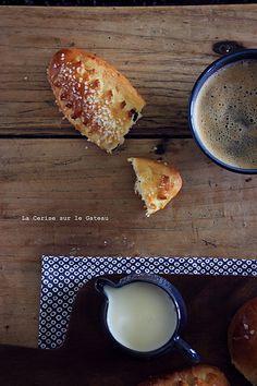 breakfast013  petits pains au lait & au chocolat