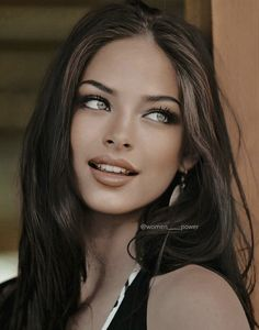 Most Beautiful Faces, Beautiful Women Pictures, Gorgeous Eyes, Hello Beautiful, Pretty Eyes, Stunning Girls, Beautiful People, Girl Face, Woman Face