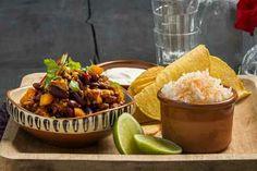 Chili con carne Tacos