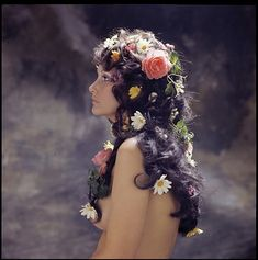 Linda Lovelace by Milton H. Greene