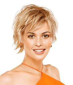 Short Hairstyles: Bright Fine Short Hairstyles, hairstyles short bob, layered hairstyles short ~ HairstyleHolic.com