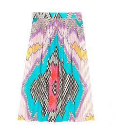 Gorman Online :: Kate Kosek Isometric Skirt - Skirts - Clothing