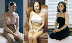 Candid pictures show South Korean women post cosmetic surgery