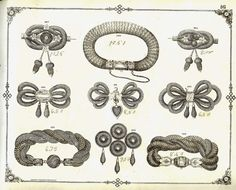 VICTORIAN hair JEWELRY | page-from-catalog-of-Victorian-hair-jewelry-1870.jpg