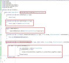 ASP.NET MVC4 Web API REST ODATA JSON XML
