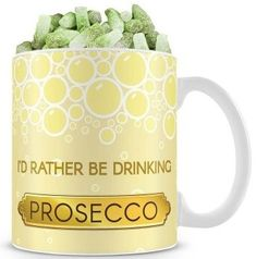 Mothers who love prosecco will love this.