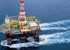 'Scarabeo 5' Drilling Rig Catches Fire Off Norway