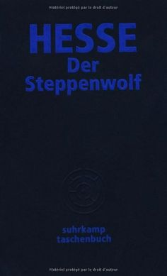 Image result for steppenwolf book cover