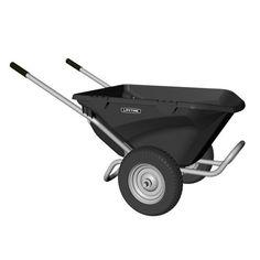 Lifetime Yard Cart 65034 Wheelbarrow Garden Equipment