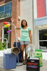 What to take and what to leave when moving into your dorm room