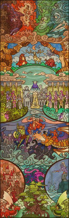 World of Warcraft by Jian Guo