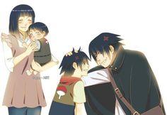 sasuhina family