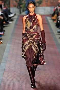 Tommy Hilfiger Fall 2012 RTW - Review - Fashion Week - Runway, Fashion Shows and Collections - Vogue