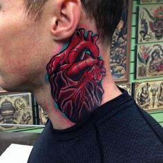 125 Best Neck Tattoos For Men: Cool Ideas + Designs (2019 Guide)