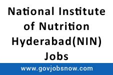 Nin Has Just Published A Recruitment Notification For The Vacant