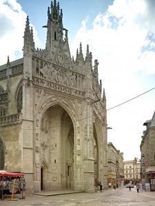 Basilique Notre Dame à #Alençon #Orne #Normandie