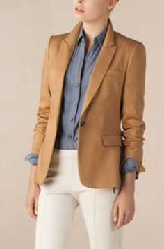 Perfect blazer outfits to wear everyday (20)