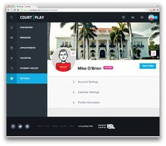 CourtPlay on Behance