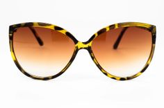 These shades are oversized and perfect for hiding from the paparazzi - that or just for tossing on for a sunny day.