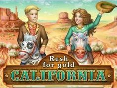 Download Rush for Gold 2: California PC Game: http://www.bigfishgames.com/download-games/26395/rush-for-gold-california/index.html?channel=affiliates&identifier=af5dc3355635 Rush for Gold 2: California Game for PC. Make your American Dream come true in California, where the only thing hotter than the sun is the gold fever! Download Rush for Gold 2: California game for PC for free!