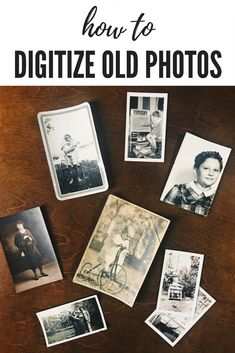 Watch me demonstrate using my favorite free Android & iPhone app so you can digitize your old photos in a matter of seconds. Old Pictures, Old Photos, Photo Maker, Photo Negative, Family History Book, Old Family Photos, Photo Storage, Iphone Photography, Photography Tips
