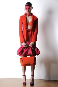Lanvin Resort 2013: I got a real job and bought myself Lanvin with my own CC? WOW!!