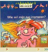 Zwijsen Ouders - Digitaal prentenboek getalbegrip 'Wie wil mijn rug insmeren?'