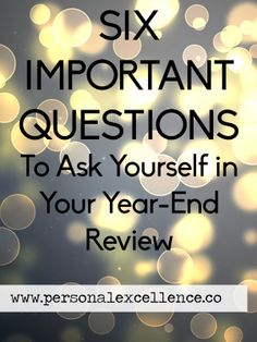 Questions To Ask, This Or That Questions, Hello January, Annual Review, Inspirational Articles, I Remember When, End Of Year, Priorities, Self Improvement