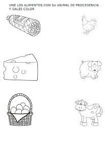 1000 images about alimentaci 243 n on Animal Activities, Animal Crafts, Activities For Kids, Chinese New Year Decorations, New Years Decorations, Farm Unit, Free Coloring, Speech Therapy, Embroidery Applique