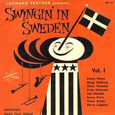 Swinging in Sweden, Metronome MEP 50