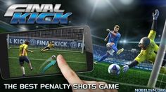 Final kick: Online football v5.0 (Mod Money/Vip/Ads-Free)Requirements: 2.3.3+Overview: Enjoy the tense moments of the penalty shots as if you were playing in the World Cup final, competing against the best teams, making the...