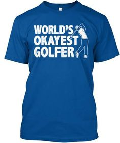 Love this shirt. #golfrocks #golf #sports