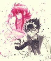 Yu Yu Hakusho Anime, Art, Art Background, Kunst, Performing Arts, Art Education Resources, Artworks