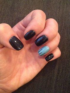 Blue, my fav! My Nails, Blue, Beauty, Beauty Illustration