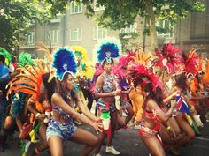 Only happens in August, but EPIC! Notting Hill Carnival London in London, Greater London
