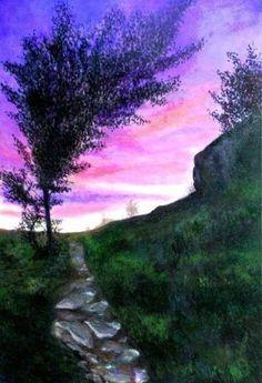 Stairway to heaven by Marie-Line Vasseur
