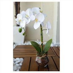 Arranjo Orquídea Artificial