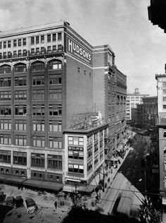 The life and death of Hudson's department store